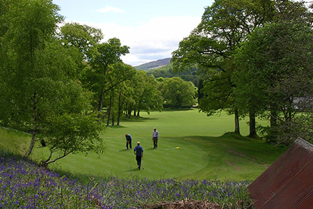Strathtay Golf Course