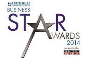 Perthshire Chamber of Commerce Star Award 2014