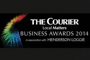 The Courier Business Awards 2014