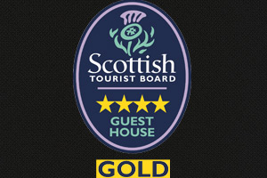 VisitScotland Four Star GOLD