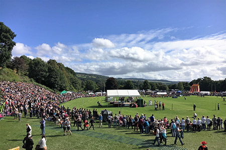 Pitlochry Highland Games 2018