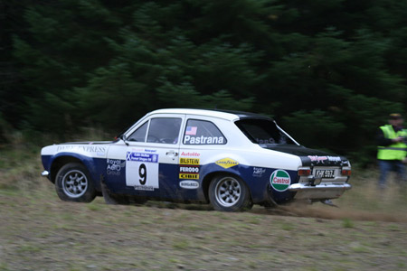 Colin McRae Forest Stages Car Rally