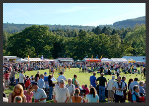 PITLOCHRY HIGHLAND GAMES WEEKEND