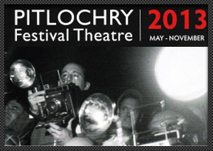 PITLOCHRY FESTIVAL THEATRE SUMMER 2013 PROGRAMME