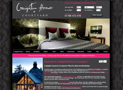 Craigatin Website